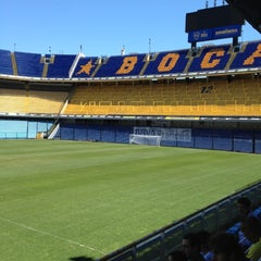 Foto tirada no(a) Estadio Alberto J. Armando (La Bombonera) por Bruno F. em 12/2/2012