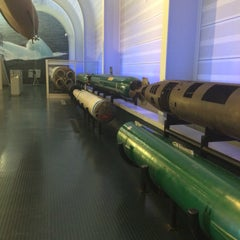 Photo taken at Submarine Force Library & Museum by Greg T. on 5/27/2015