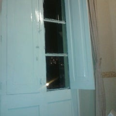Photo taken at Hotel Posada Regis by Christian Alejandro S. on 10/25/2012