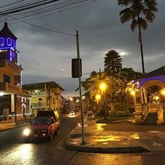 Photo taken at Calceta by Darwin T. on 3/18/2016