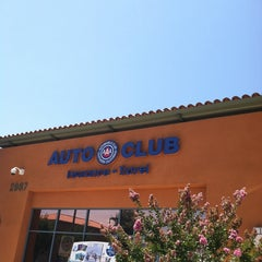 Photo taken at Automobile Club of Southern California by Paula S. on 7/17/2013