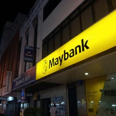 Photo taken at Maybank (Seremban Main Branch) by Azhar K. on 5/16/2013