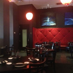 Photo taken at The Fish Restaurant and Sushi Bar by A-List Concierge 🔑 on 3/2/2013