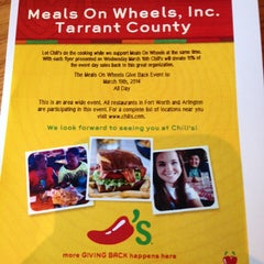 Photo taken at Chili's Grill & Bar by Bill M. on 3/19/2014