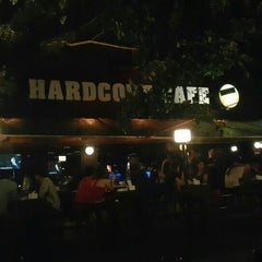 Photo taken at New Hardcore Café by Tom P. on 8/25/2015
