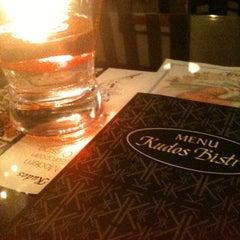 Photo taken at Kudos Bistro by Erin O. on 10/10/2012