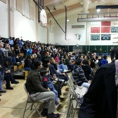 Photo taken at Kennedy Middle School by Ron T. on 12/19/2012