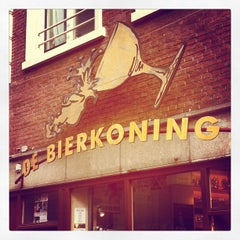 Photo taken at De Bierkoning by Bill S. on 6/3/2013