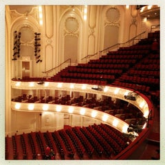 Photo taken at Symphony Center (Chicago Symphony Orchestra) by Samantha O. on 12/7/2012