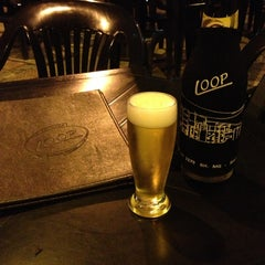 Photo taken at Loop Cervejaria & Steakhouse by Felipe A. on 1/14/2013