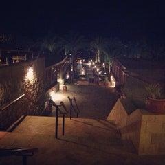Photo taken at Fort Arabesque Resort & Spa by Stefania B. on 8/21/2014