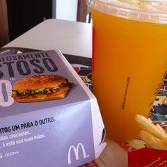 Photo taken at McDonald's by Vivi C. on 11/3/2012