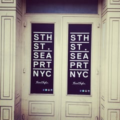 Photo taken at South Street Seaport by Ariel S. on 9/21/2013