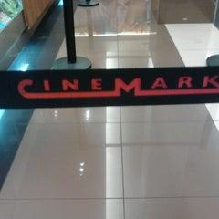 Photo taken at Cinemark by Davi B. on 2/12/2013