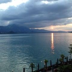 Photo taken at Wellness- & Spa-Hotel Beatus by KAJ on 8/20/2014