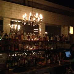 Photo taken at Maude's Liquor Bar by PreFABsd.com .. on 12/15/2012