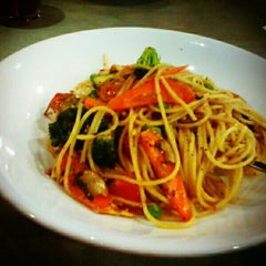 Photo taken at Spageddies Italian Kitchen by Opi R. on 5/4/2013