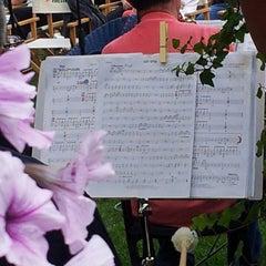 Photo taken at Vivaio Riva by Tomaso on 6/15/2014