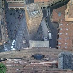 Photo taken at Torre Garisenda by Tomaso on 11/1/2013