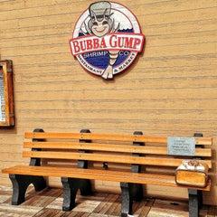 Photo taken at Bubba Gump Shrimp Co. by Ilenia M. on 5/11/2013
