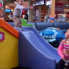 Photo taken at Simon Kidgits Klubhouse @ Tyrone Mall by Kevin F. on 12/4/2012