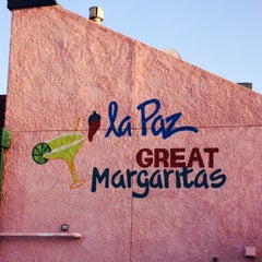Photo taken at La Paz Mexican Restaurant by Amy S. on 4/4/2015