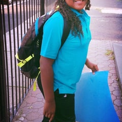 Photo taken at Maria L. Varisco Rogers Charter School by Nik R. on 8/21/2013