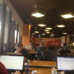 Photo taken at Cambridge Coworking Center by Marsh S. on 1/7/2013