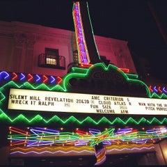 Photo taken at AMC Criterion 6 by aki on 11/2/2012