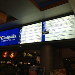 Photo taken at Cinepolis VIP by Isaac D. on 1/27/2013