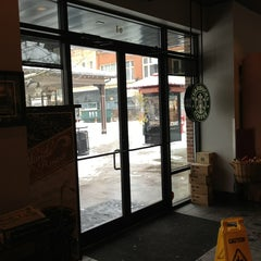 Photo taken at Starbucks by Amy K. on 2/1/2013