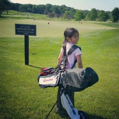 Photo taken at Cantigny Golf Course & Clubhouse by Dulce B. on 6/6/2015