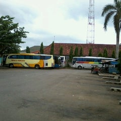 Photo taken at Terminal Bus Cilacap by Windu T. on 1/23/2013