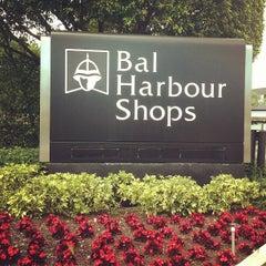 Photo taken at Bal Harbour Shops by Pamela C. on 3/24/2013