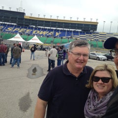 Photo taken at Kansas Speedway by Cory M. on 5/23/2015