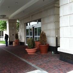 Photo taken at Hampton Inn & Suites Washington-Dulles International Airport by Michael M. on 6/11/2014