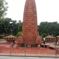 "Photo taken at Jallianwala Bagh | जलियांवाला बाग by Axay ""Ax"" P. on 7/26/2013"
