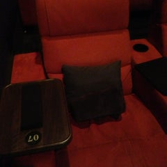 Photo taken at iPic Theaters Scottsdale by Anna B. on 5/12/2013