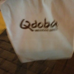 Photo taken at Qdoba Mexican Grill by Nate K. on 2/1/2013