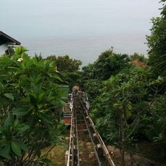 Photo taken at Blue Hill Resort by Leonid Z. on 10/14/2014