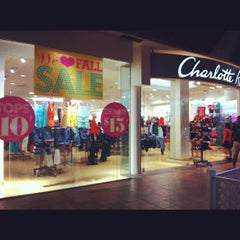 Photo taken at Charlotte Russe by Noe M. on 10/7/2012