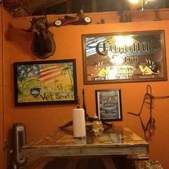 Photo taken at Smokin' J's Real Texas BBQ by Patrick M. on 1/31/2014