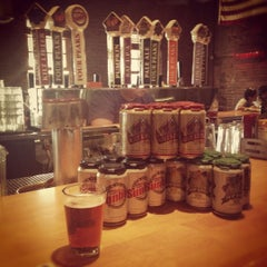 Photo taken at Four Peaks Brewing Company by Ashley T. on 11/20/2012
