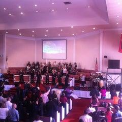 Photo taken at International Christian Center by Denise on 11/4/2012