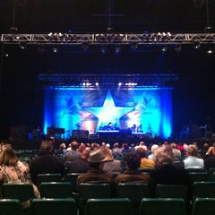 Photo taken at Horncastle Arena by Kylie R. on 2/7/2013