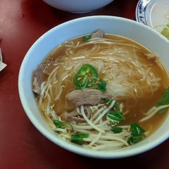 Photo taken at Phở Little Saigon by Andrey Y. on 12/12/2014