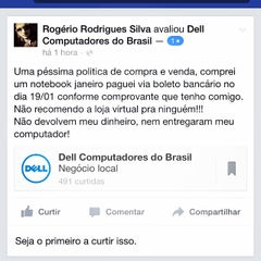 Photo taken at Dell Brasil HQ by Rogeh R. on 3/13/2015