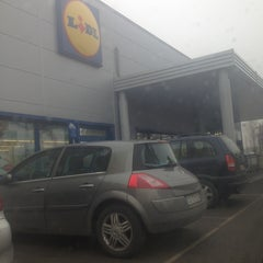 Photo taken at Lidl by Oksy M. on 1/2/2013