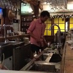 Photo taken at Die Stube German Bar & Resto by Estée J. on 12/27/2012