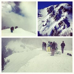 Photo taken at Park City Mountain Resort by Chris R. on 1/30/2013